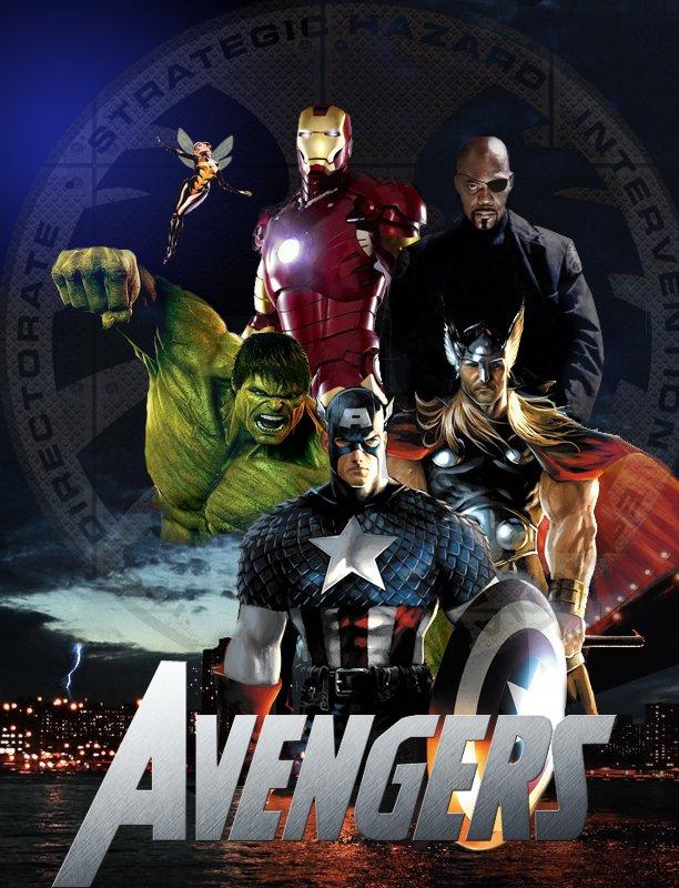Avengers movie fan art comicbookmovie com avengers movie fan art