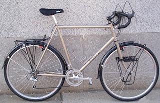 Bicicleta para touring, visão geral