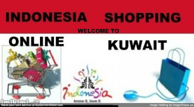 INDONESIA SHOPPING KUWAIT