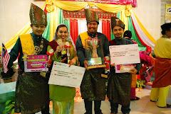 Johan Pertandingan Berbalas Pantun Antara Agensi Kerajaan & Swasta (Sabah)