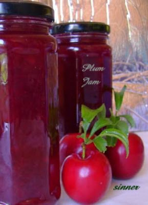 Plum Vodka Jam