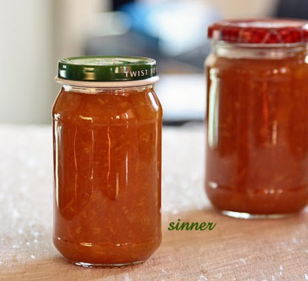 orange mandarin lemon whisky marmalade
