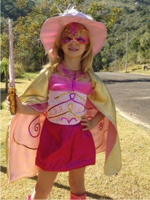 Fantasia Barbie 3 Mosqueteiras