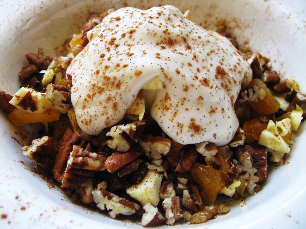 the gd kitchen: wheat berry breakfast bowl