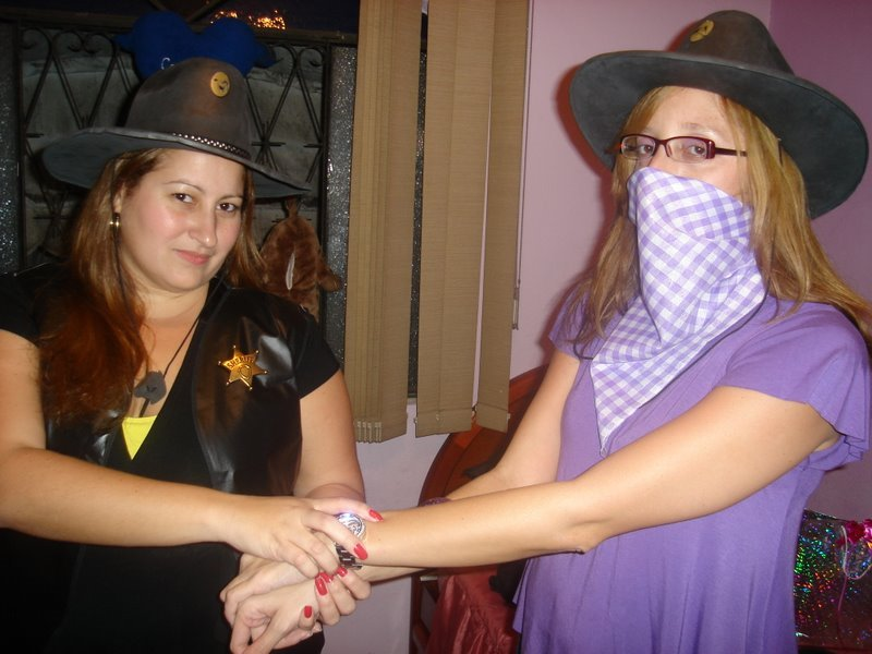 bandidas das festas