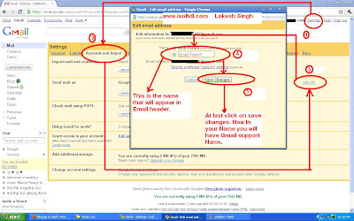 Hack gmail account step by step