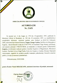 Autorizatie de traducator