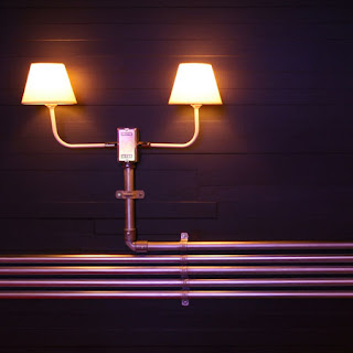 Pipe Light Wall Sconce by Triptyque