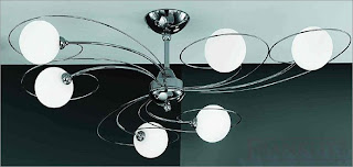 Pelota Semi Flush Mount by Franklite