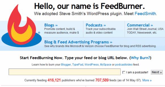 (Cara daftar di Feedburner, Cara Setting Dan daftar di Feedburner,   Cara Mendaftar Blog Ke Feedburner)