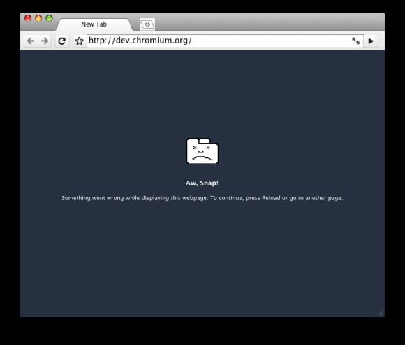 Google Chrome Macintosh