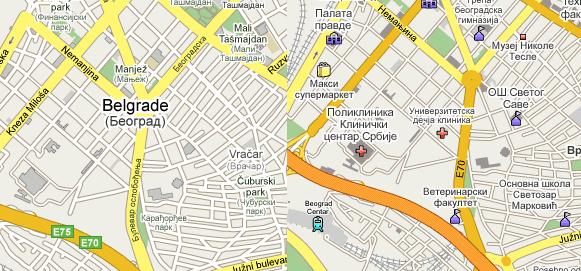 google maps images. Google Map Maker lets you edit