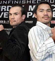 Pacquiao vs Margarito