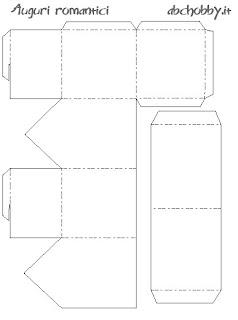schema della casetta