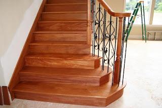 Dise o de escaleras escaleras de madera escaleras de - Disenos de escaleras de madera para interiores ...