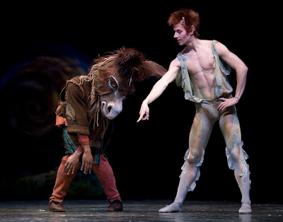 &#8216;A Midsummer Night&#8217;s Dream&#8217; difficult to understand over fake laughter