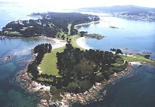 Isla de A Toxa - O Grove