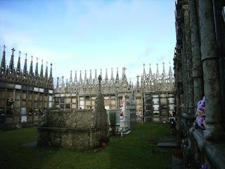 Cementerio de Goiriz- Vilalba