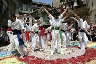 Fiesta de la Coca - Redondela Corpus Christi