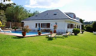 Alquiler mansión en Galicia