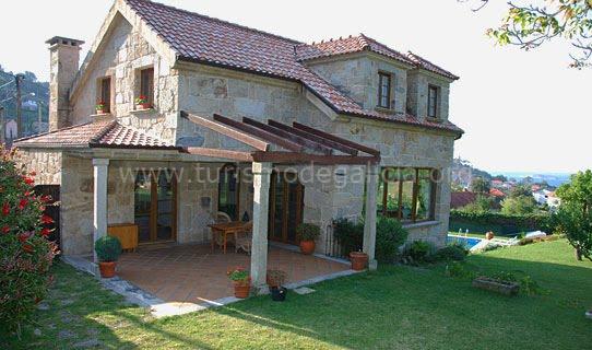 Casas rurales con encanto galicia dise os - Disenos de casas rurales ...