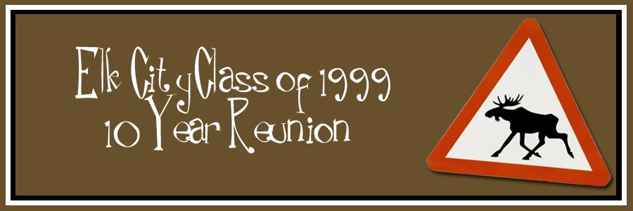 Elk City High Class of '99 Reunion