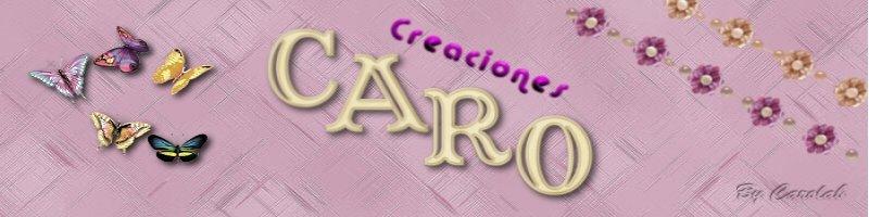 CreacionesCaro