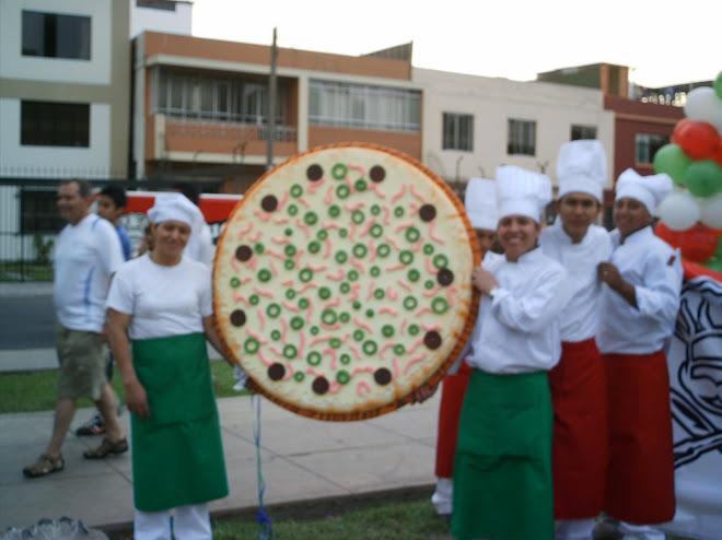 LA PIZZA ILBUON MANGIARE