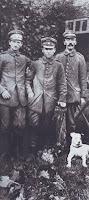 Hitler y los perros 2 Hitler+en+el+hopital+militar+de+Pasewalk