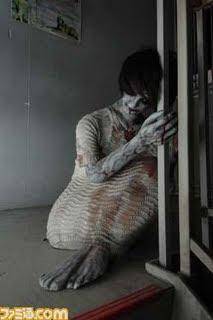 ... hantu terseram di dunia!!! Berani masuk??? Fujikyu
