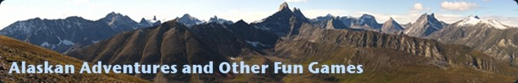 Alaskan Adventures and Other Fun Games