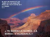BENDECIMOS TU NOMBRE SEÑOR JESUS, DESDE AHORA Y PARA SIEMPRE. ALELUYA!!!