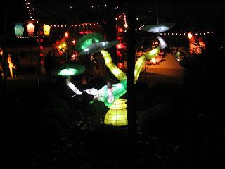 Montréal-Jardins-Botaniques-Lanternes