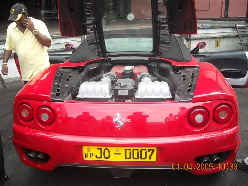 Fast Cars In Sri Lanka