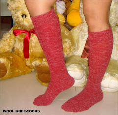 Lamb's-wool Knee Socks > warm and comfy