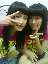 me & khei