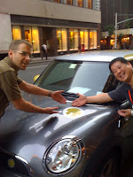 Paul E Mini-E 339 Manhattan event Mini-E pioneers gathering