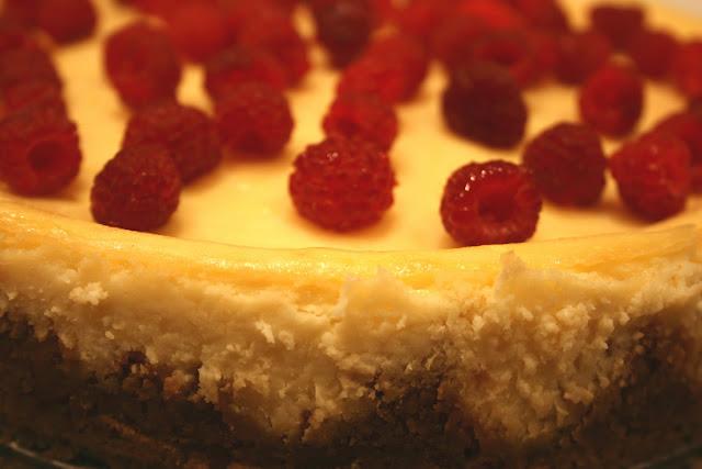 stephmodo: Lemon Curd Marbled Cheesecake