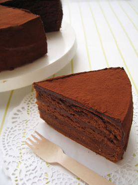 Japanese chocolate cake recipes
