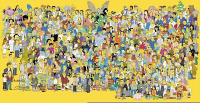 Simpsons'ın 20. yılına özel…