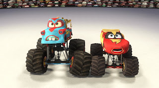 PIXAR'dan Planes ve Monster Truck Mater