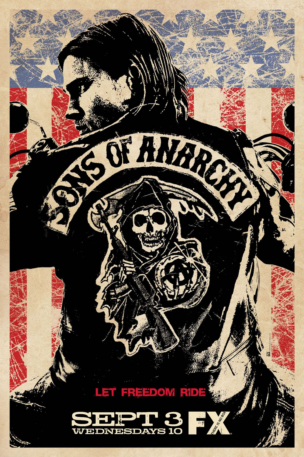 Sons+of+Anarchy+Afi%C5%9F+Poster
