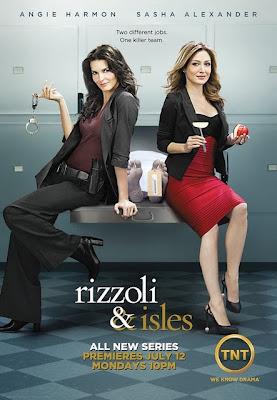 Rizzoli & Isles: 1×10 (Sezon Finali) Altyazısı Hazır