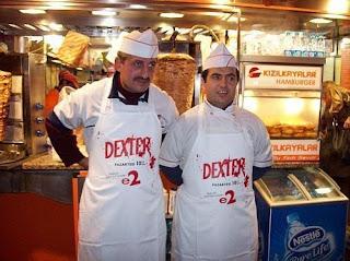 Dexter mi? Dexter ne arar la bazarda?