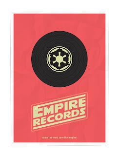 Star Wars Temalı Poster Çalışması