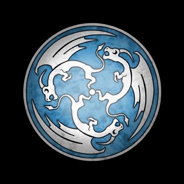Celtic Norse Dragon