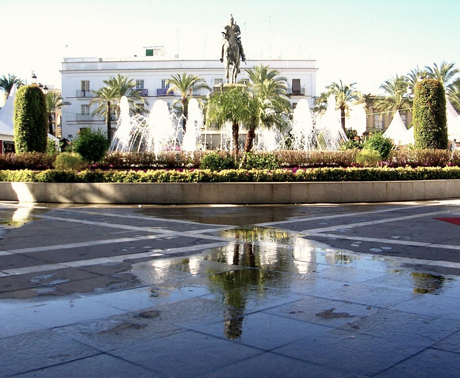 Centro Jerez de la Frontera
