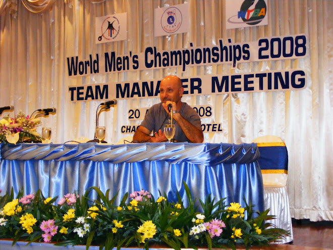 world Cup -meeting