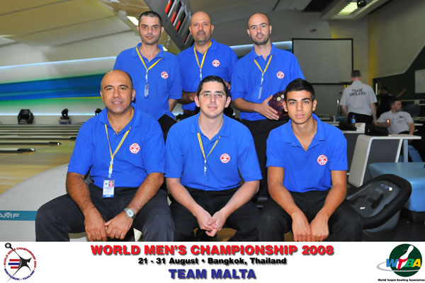 Bowling World Cup -Bangkok