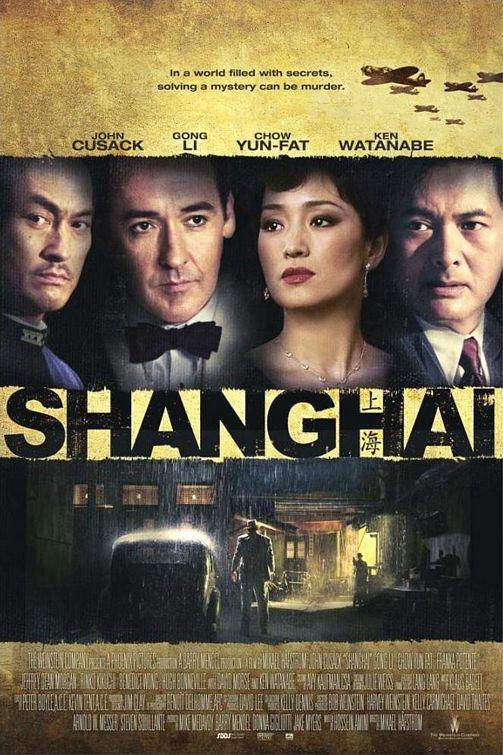Shanghai (2010) Poster